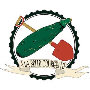 A la Belle Courgette Logo