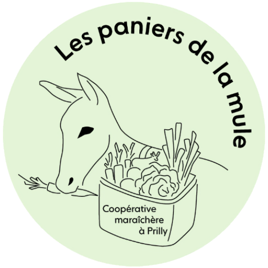 Les Paniers de la Mule Logo