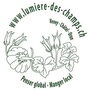 Lumière des Champs Logo