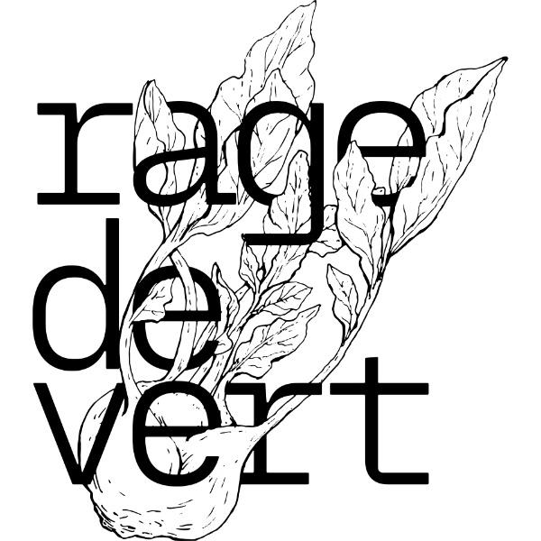 Rage de Vert Logo